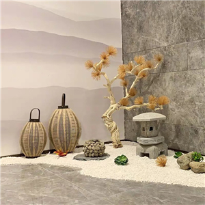 仿真水泥榕树价格,南京庭院假山设计施工公司