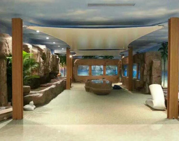 南京塑石假山设计