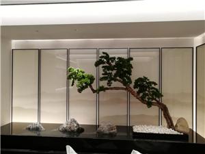 南京庭院假山设计施工哪家好,南京酒店室内假山假树