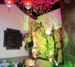 仿真水泥榕树公司,南京庭院假山设计施工电话